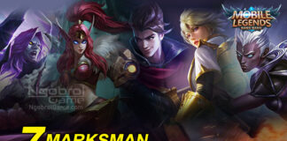 7 Hero Marksman Terkuat Season ini di Mobile Legends