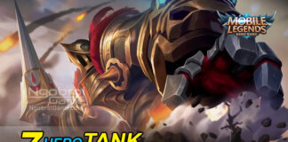7 Hero Tank Terkuat Season Sekarang di Mobile Legends