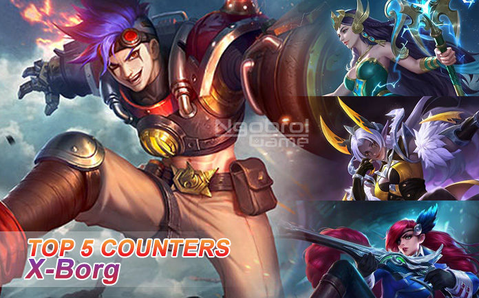 5 Hero Counter Paling Ampuh Melawan X-Borg