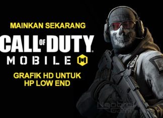 Call Of Duty Mobile Grafik HD Untuk HP Low End