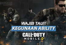 Inilah Dia Fungsi 6 Ability Call Of Duty Mobile