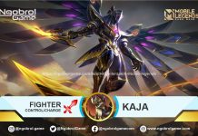 Build Kaja Tersakit Mobile Legends