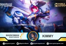 Build Kimmy Tersakit Mobile Legends