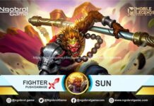 Build Sun Tersakit Mobile Legends