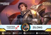 Build Zilong Tersakit Mobile Legends