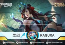 Build Kagura Tersakit Mobile Legends