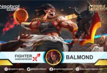 Build Balmond Tersakit Mobile Legends