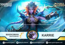 Build Karrie Tersakit Mobile Legends
