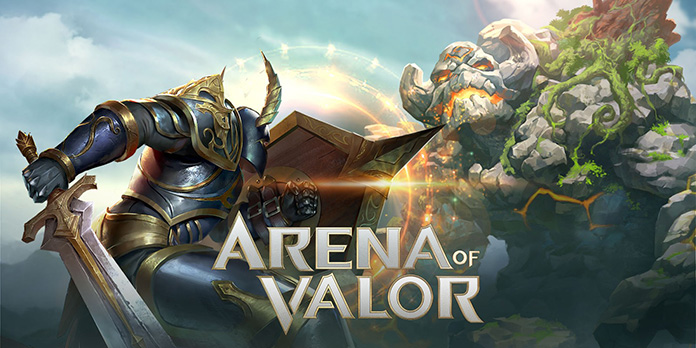 Game Moba Android Arena of Valor