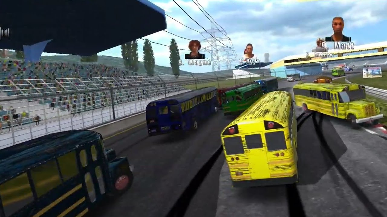 Bus Derby Original Game Android Offline