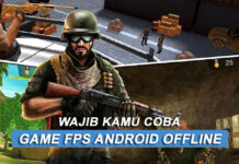 Game FPS Android Offline Paling Seru