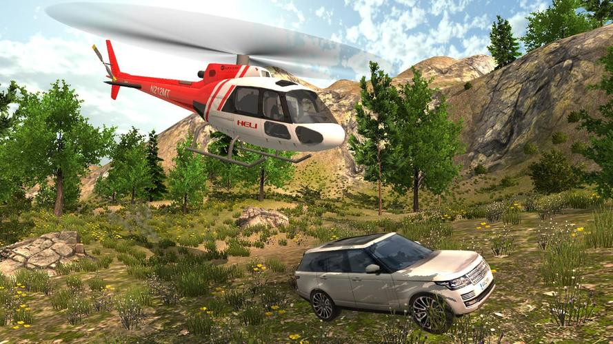 Helicopter Rescue Simulator Game Android Offline