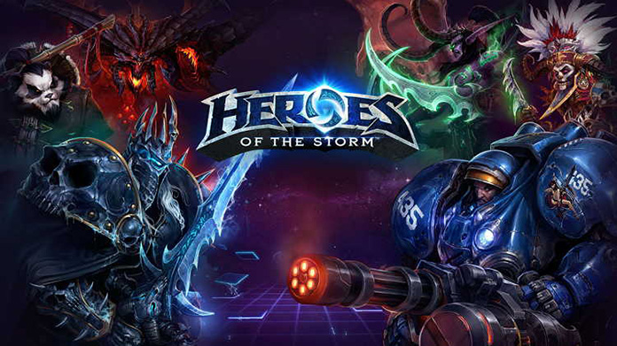 Game Moba Android Heroes of the Storm