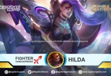 Build Hilda Tersakit Mobile Legends
