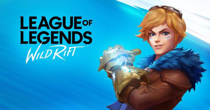 Game Moba Android League of Legends: Wild Rift