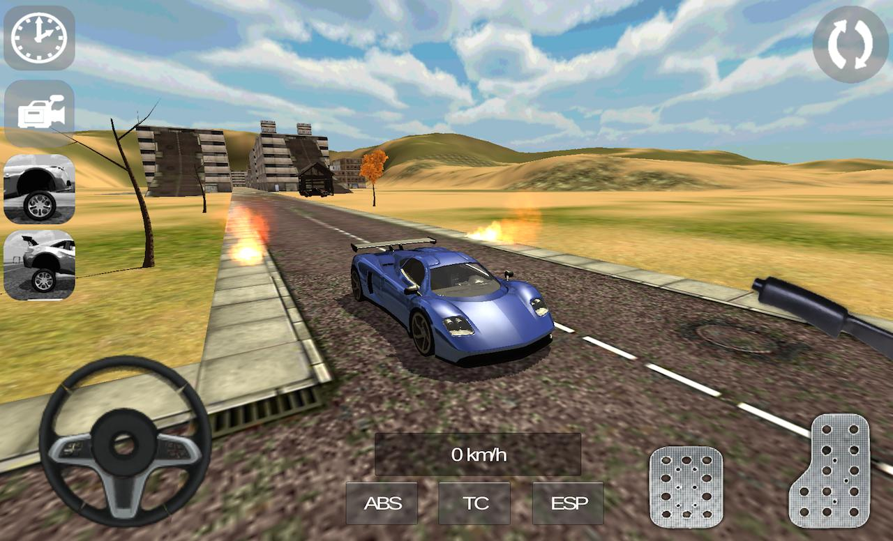 Real Driving Sim Game Android Offline