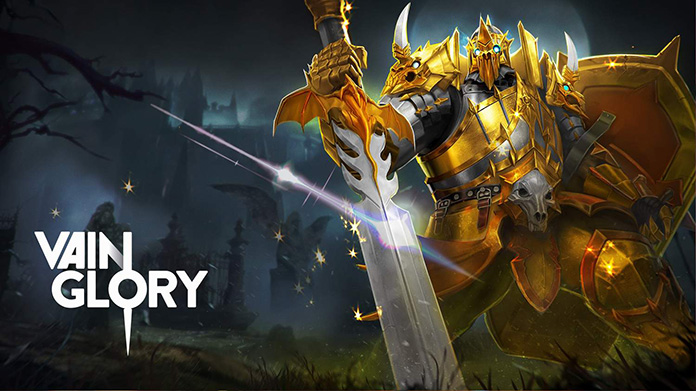 Game Moba Android Vainglory