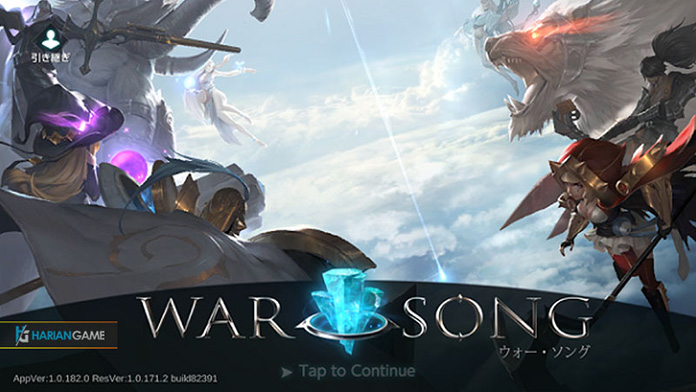 Game Moba Android War Song