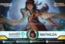 Build Mathilda Tersakit Mobile Legends