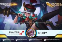 Build Ruby Tersakit Mobile Legends