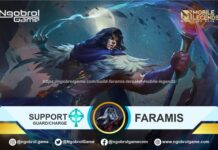 Build Faramis Tersakit Mobile Legends