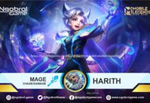 Build Harith Tersakit Mobile Legends
