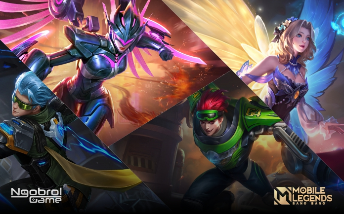 Hero Meta Terkuat Mobile Legends
