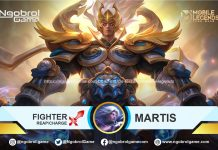 Build Martis Tersakit Mobile Legends