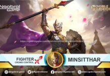 Build Minsitthar Tersakit Mobile Legends