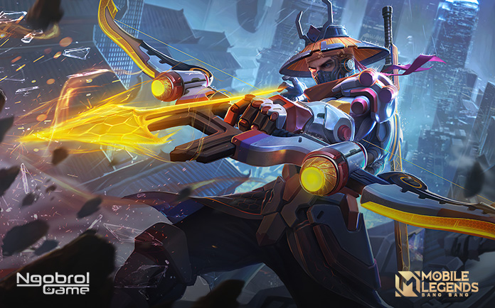 Yi Sun-sin Hero Marksman Tersakit Mobile Legends