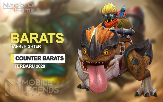Cara Counter Barats 2020 Mobile Legends