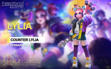Cara Counter Lylia 2020 Mobile Legends