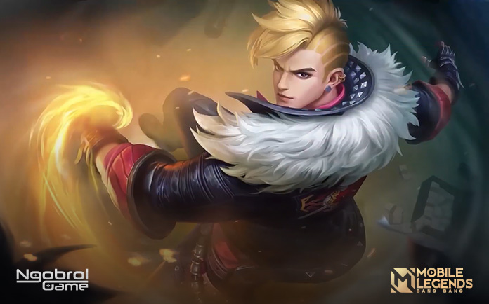 Chou Hero Fighter Terkuat Mobile Legends