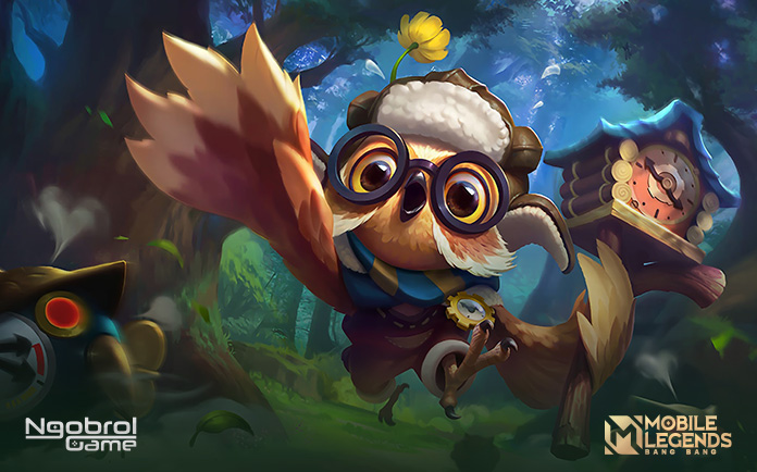 Diggie Support Terbaik Mobile Legends