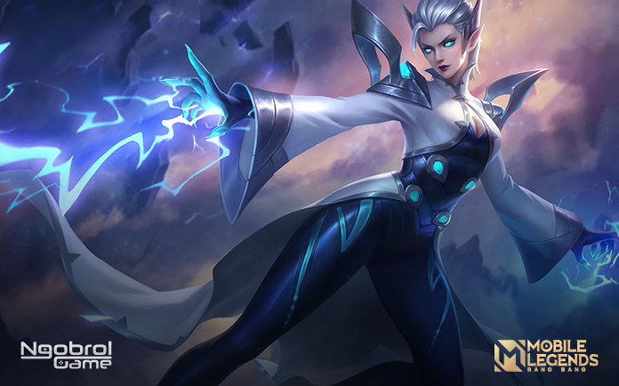 Eudora Support Terbaik Mobile Legends