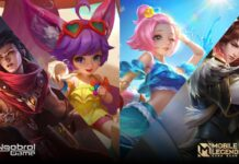 Hero Support Terbaik Mobile Legends