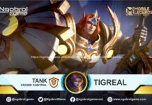 Build Tigreal Tersakit 2021 Mobile Legends
