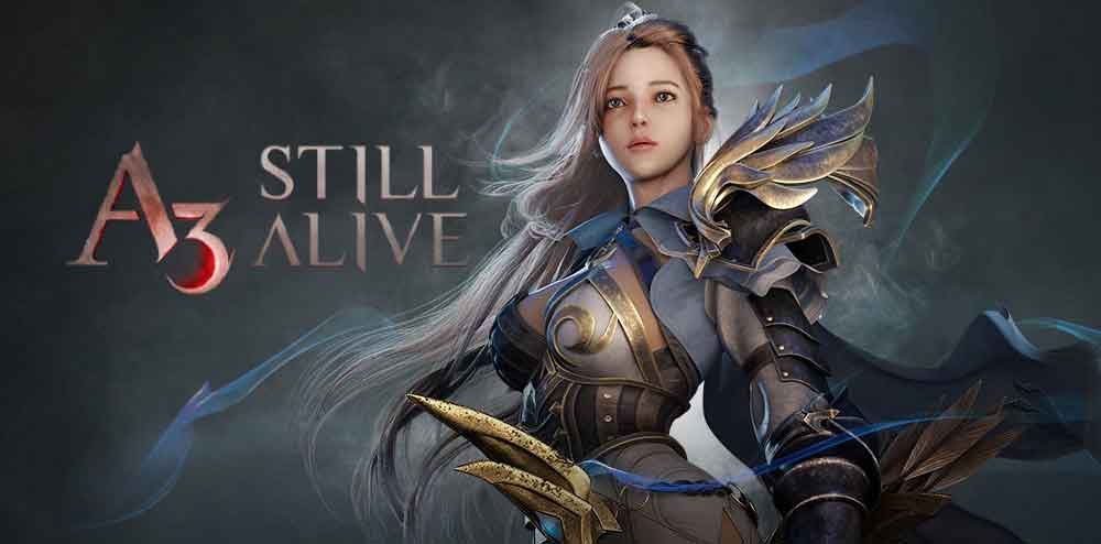 A3 Still Alive Game MMORPG Android Terbaik 2021