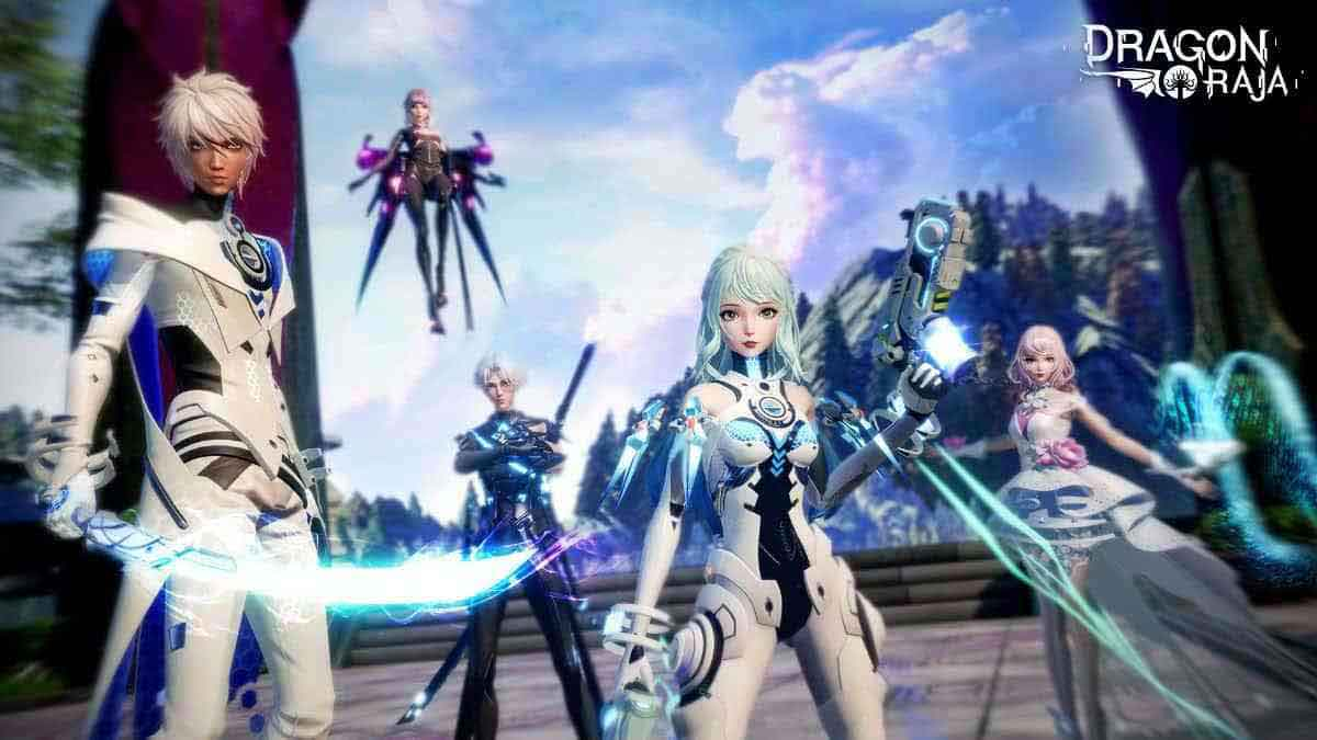 Dragon Raja Game MMORPG Android Terbaik 2021