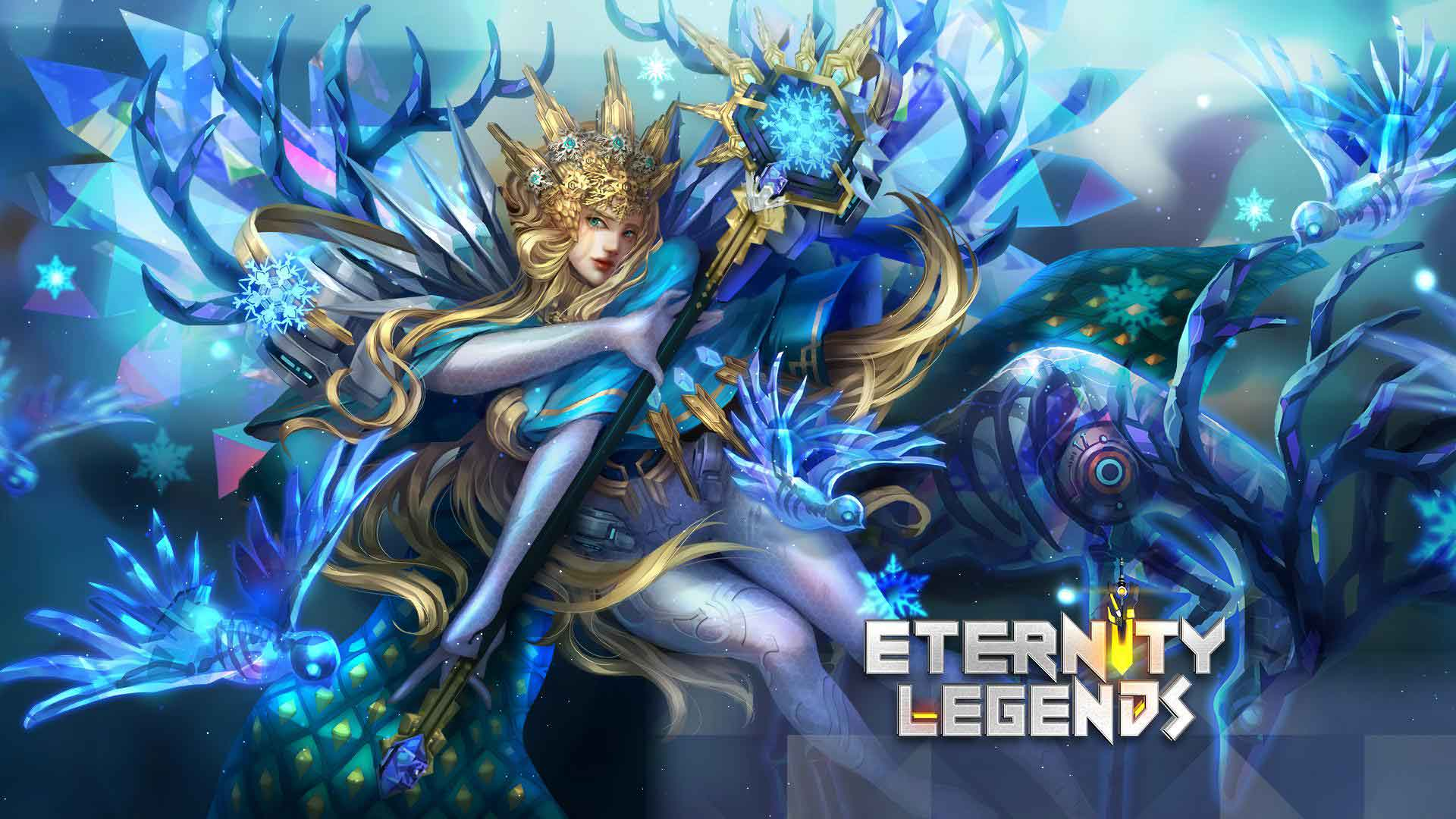 Eternity Legends Game Moba Android Offline