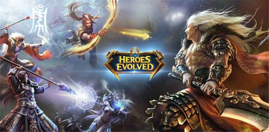 Heroes Evolved Game Moba Android Offline