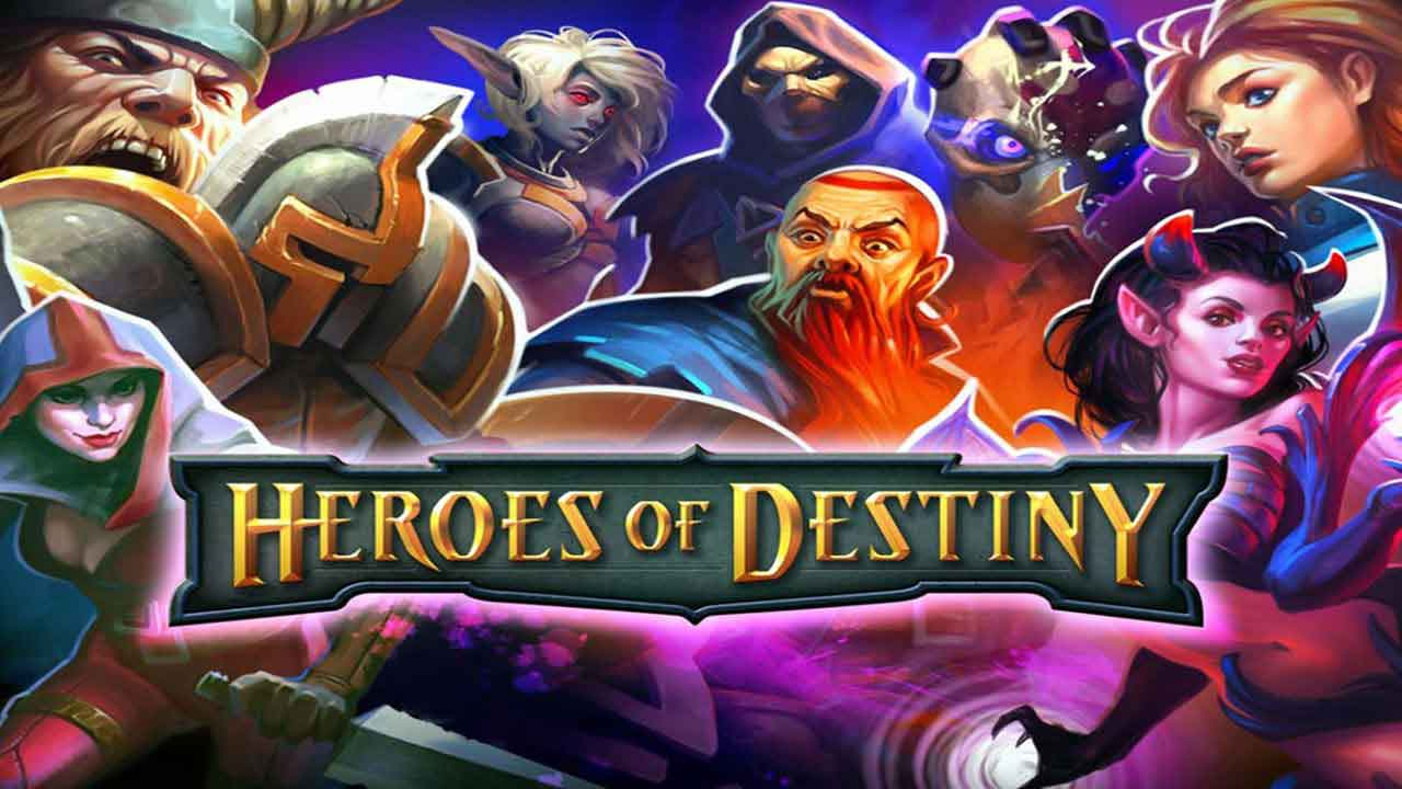 Heroes Of Destiny Game Moba Android Offline