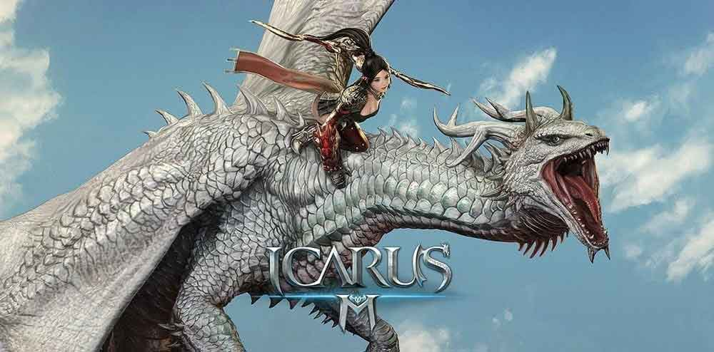 Icarus Mobile Game MMORPG Android Terbaik 2021