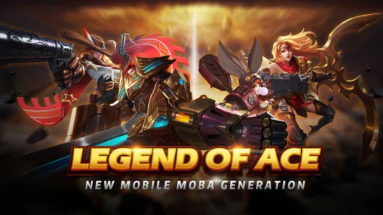 Legend Of Ace Game Moba Android Offline