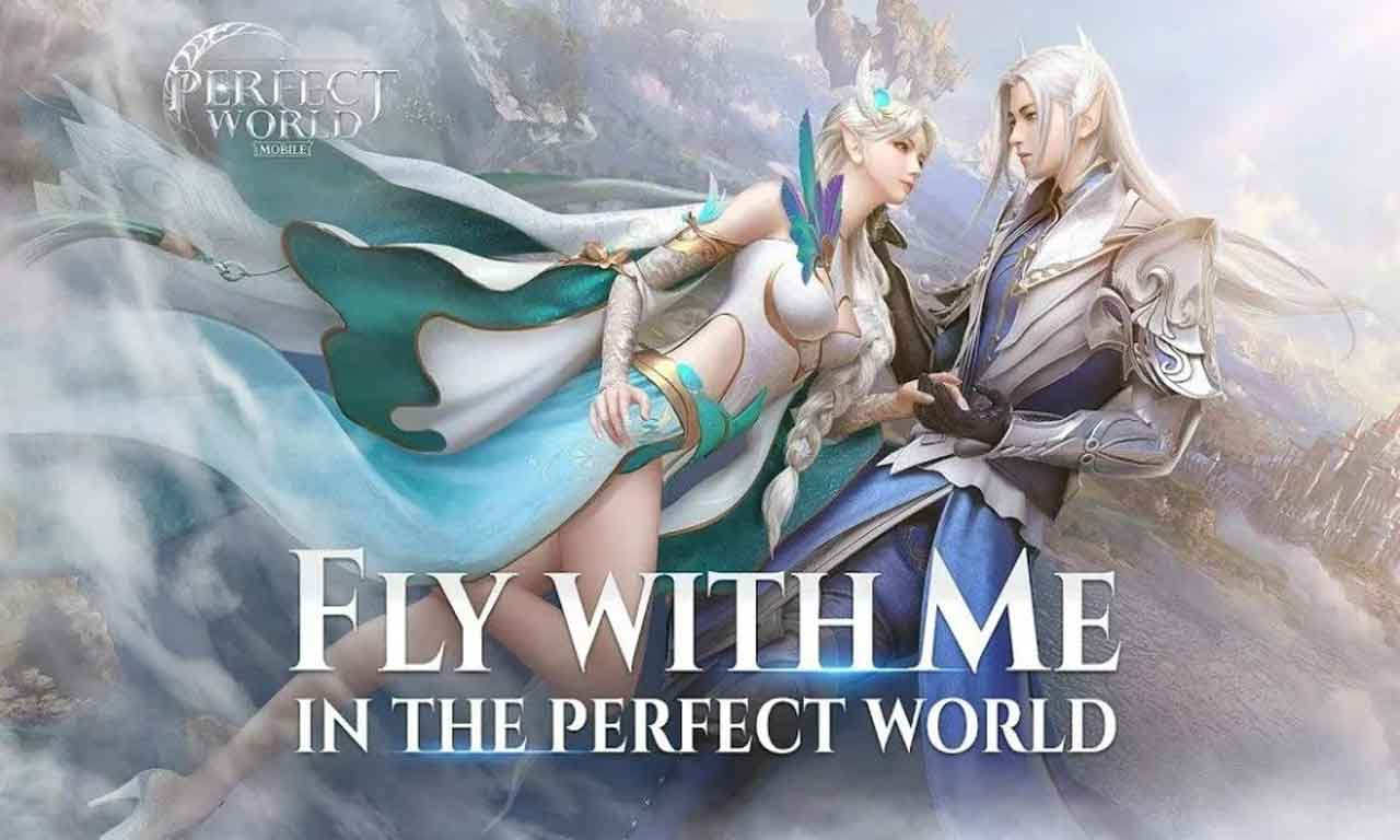 Perfect World VNG Game MMORPG Android Terbaik 2021