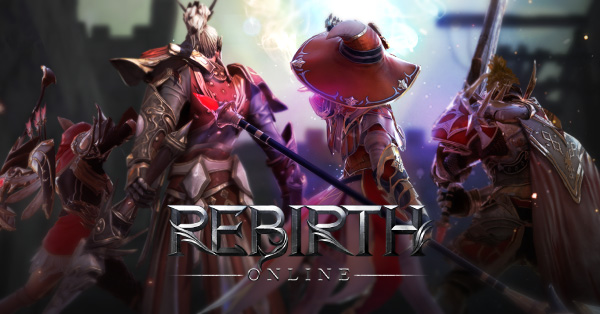 Rebirth Online Game MMORPG Android Terbaik 2021