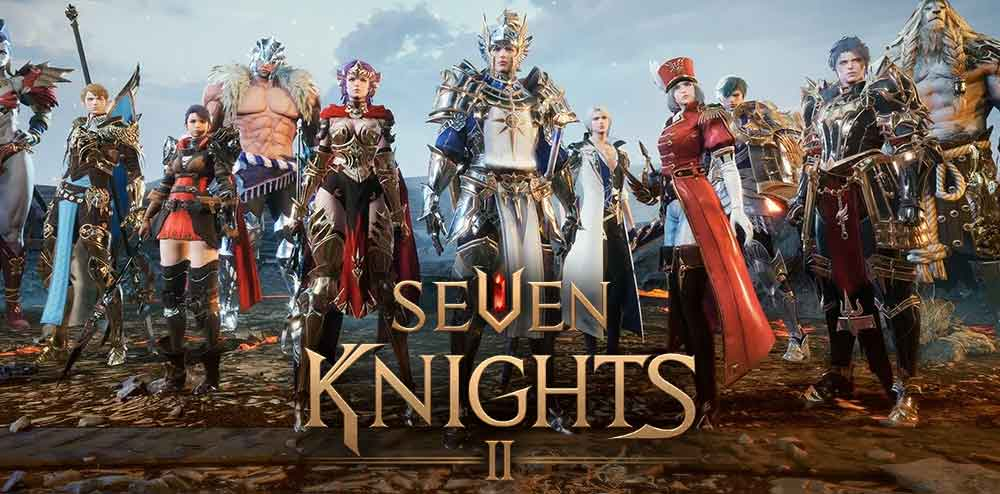 Seven Knight 2 Game MMORPG Android Terbaik 2021