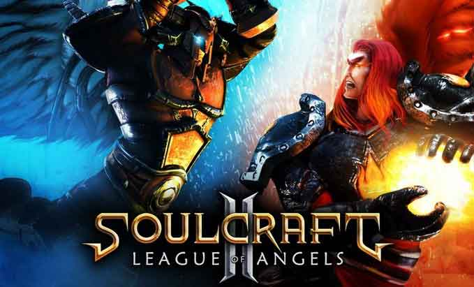 Soulcraft 2 Game Moba Android Offline