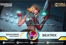 Build Beatrix Tersakit Mobile Legends