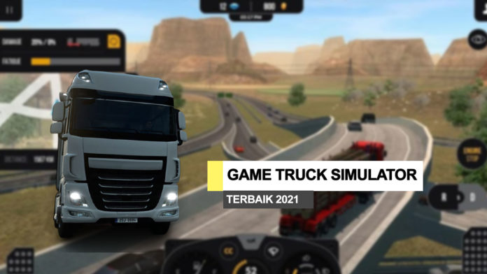 Game Truck Simulator Android